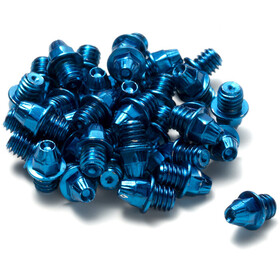 FUNN Pedal Pins blue